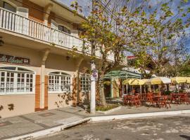 Hotel Nevada, Campos do Jordão (Emílio Ribas yakınında)