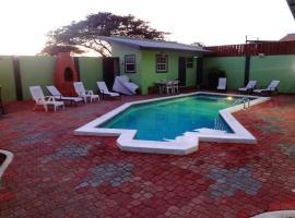 Pavia Paradise Aruba, Oranjestad (Paradera yakınında)