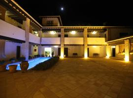 Hotel Balneario de Zújar, Zújar (Cuevas de las Cucharetas yakınında)