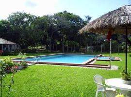 Parque Hotel Morro Azul, Morro Azul