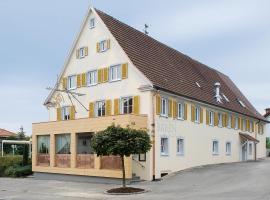 Hotel Landgasthof Bären, Trossingen (Öfingen yakınında)