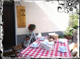 Le Tecchie, Bardino Vecchio (Tovo San Giacomo yakınında)