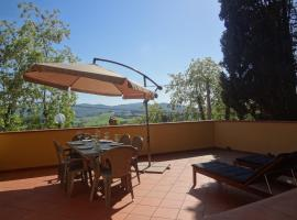 Il Pino, Collesalvetti (Mortaiolo yakınında)