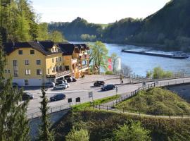 Gasthof zur Donaubrücke, Ardagger Markt (Grein yakınında)