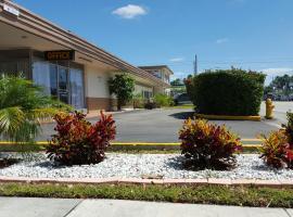 Parkway Inn Airport Motel, Miami (in de buurt van Miami Springs)