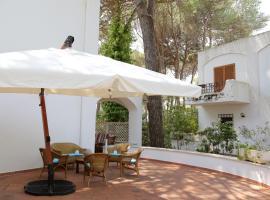 Villa Campo Verde, Vernole (San Cataldo yakınında)