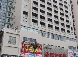 Jinjiang Inn Sanya International Shopping Center Seaview