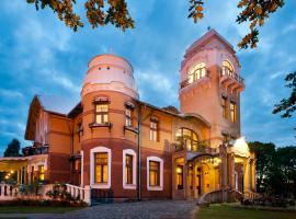 Luxury Art Nouveau Hotel Villa Ammende, Пярну