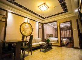 Yueting Apartment Dalian, Jinzhou (Tongshuigou yakınında)