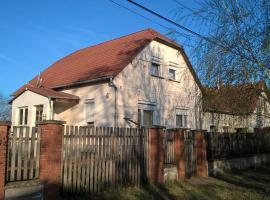 Sugovica Vendégház, Бая (рядом с городом Érsekcsanád)