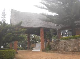 Irente View Cliff Lodge, Makolda (Near Same)