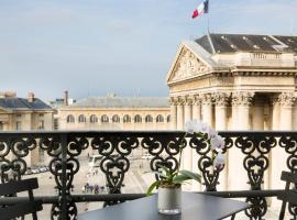 Hôtel Les Dames du Panthéon