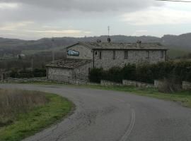 Agriturismo La Capanna, Castell'Azzara (Montorio yakınında)