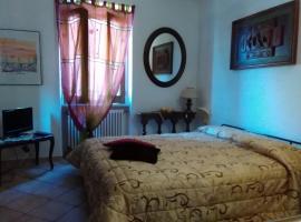 Rossella Casa Vacanze, Corvara (Madonna del Trezzo yakınında)