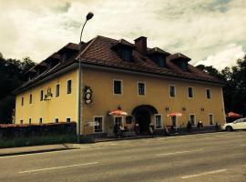 Gasthof Schlosswirt, Klagenfurt (Klagenfurt Airport yakınında)