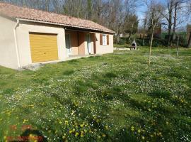 Rouffilhac Vacances Vertes, Rouffilhac (рядом с городом Fajoles)