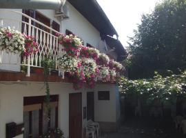 Rooms and Apartments Hribar, Sečovlje