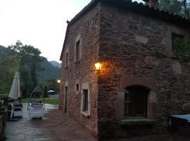Les Casetes del Congost Vilatge Resort Barcelona, Tagamanent (San Martín de Centellas yakınında)