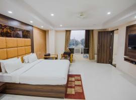 DND Hotel & Resort, Satna (рядом с городом Maihar)