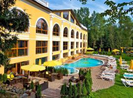 Royal Hotels and SPA Resorts Geneva, Трускавец