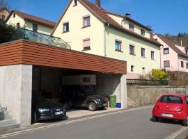 Apartment Offenhäuser, Gaiberg (Bammental yakınında)