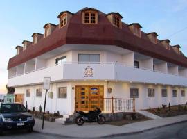 Hotel Quinta Estación, Caldera