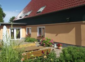 Pension Lindenhof, Kachlin (Katschow yakınında)