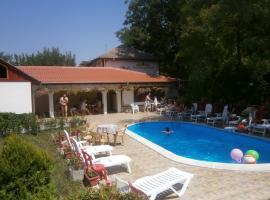 Guest House Kalimaritsa, Vetren (Srebŭrna yakınında)