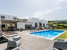 Galamares Villa in Sintra