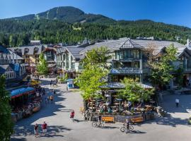 The Crystal Lodge and Suites, Whistler