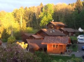 Le bois ramé, Neuvecelle (рядом с городом Maxilly-sur-Léman)