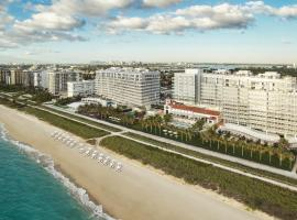 Four Seasons Hotel at The Surf Club, Miami Beach