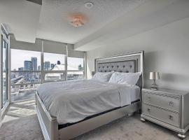 CN Tower comfort condos
