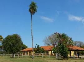 Pousada Mangabal, São João (Aurora yakınında)