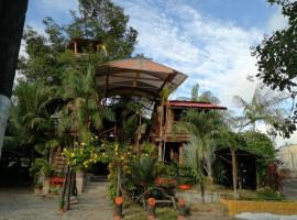 Hotel Cabaña Guainiana, Inírida