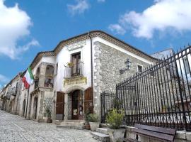 Locanda Antico Sannio, Baselice (Roseto Valfortore yakınında)