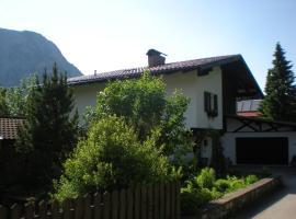 Haus Pircher, Maurach (Eben am Achensee yakınında)