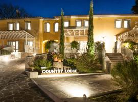 Country Lodge B&B, Siena (Fontebecci yakınında)