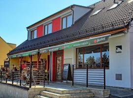 Penzion U Broucka, Milevsko (Sepekov yakınında)