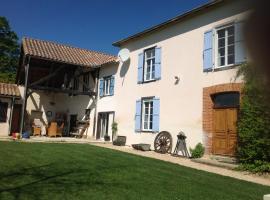Chez Janne, Miélan (рядом с городом Trie sur Baise)