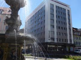 Hotel Fleur-de-Lys