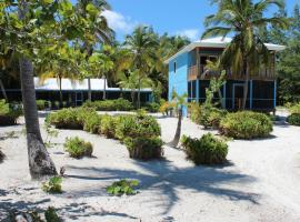 Andros Beach Club, Kemps Bay (Mangrove Cay yakınında)