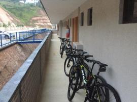 Alto da serra Villas, Bananeiras (Duas Estradas yakınında)