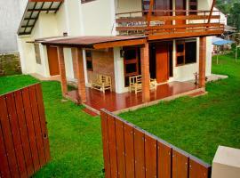 Prananto's Villa, Lembang (рядом с городом Bengkok)