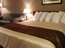 Broadway Lodge Hotel, Yorkton (Melville yakınında)