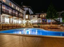 Hotel Alfaresort Chiflika