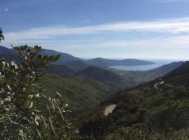 Le Calypso, Casaglione (рядом с городом Tiuccia)