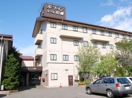 Hotel Route-Inn Court Kashiwazaki, Kashiwazaki