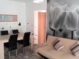 Apartamento Mar y Cielo, Creixell (Pobla de Montornés yakınında)