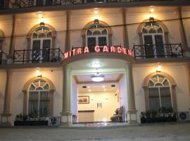 Hotel Mitra Garden, Pangkalpinang (рядом с городом Pangkalan Baru)